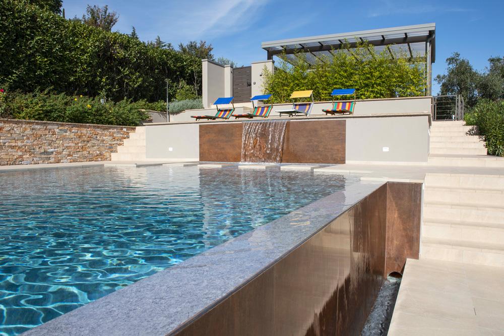 Progettare una piscina