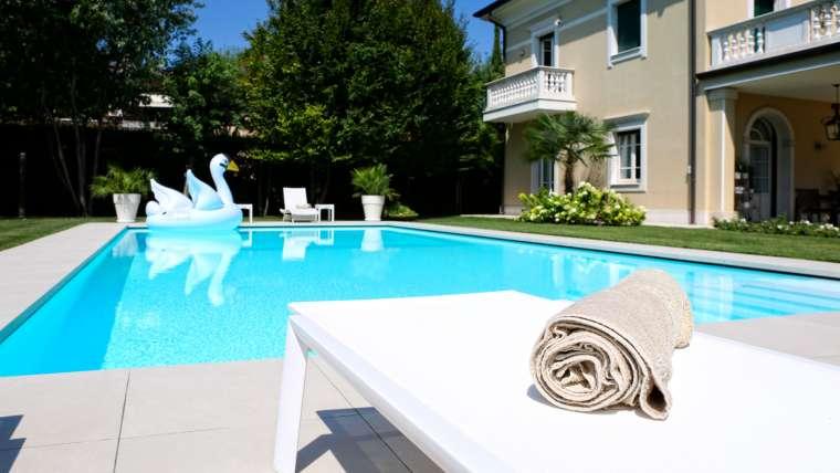 Quanto costa costruire una piscina